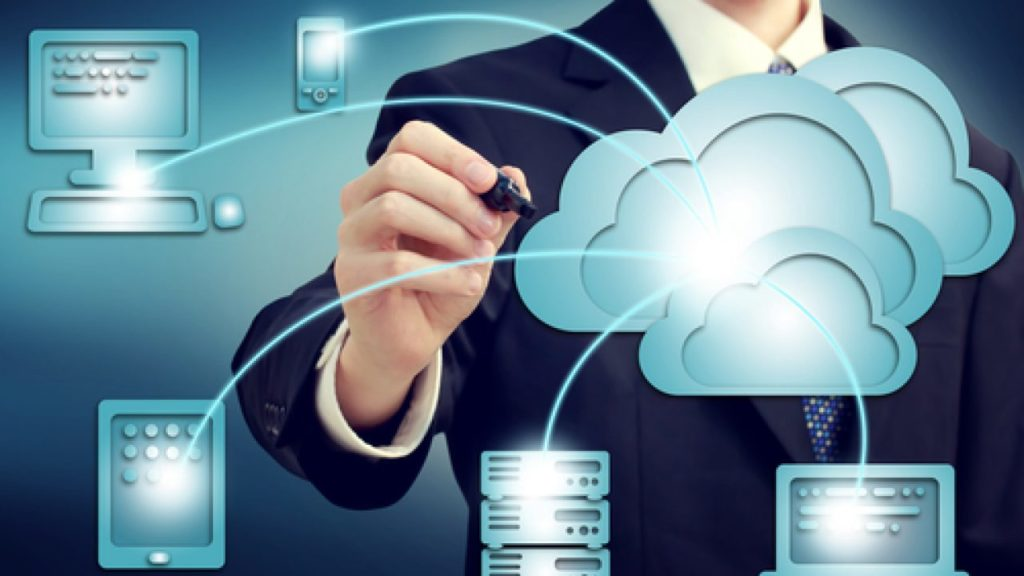 armazenamento na nuvem nos dados empresariais
